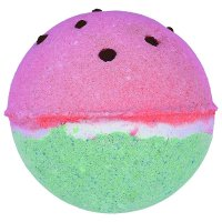 Bomb Cosmetics - Watercolors Bath Bomb - Wielokolorowa, musująca kula do kąpieli - Fruity Beauty