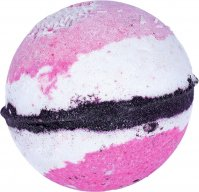Bomb Cosmetics - Watercolors Bath Bomb - Wielokolorowa, musująca kula do kąpieli - Neopolitan Nights